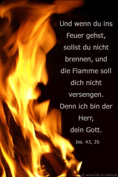 Feuer Spruch